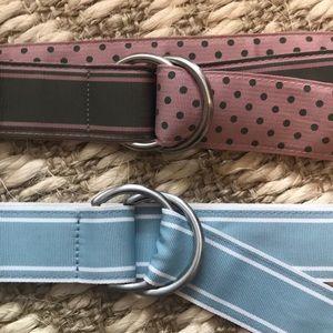 Ribbon belt bundle